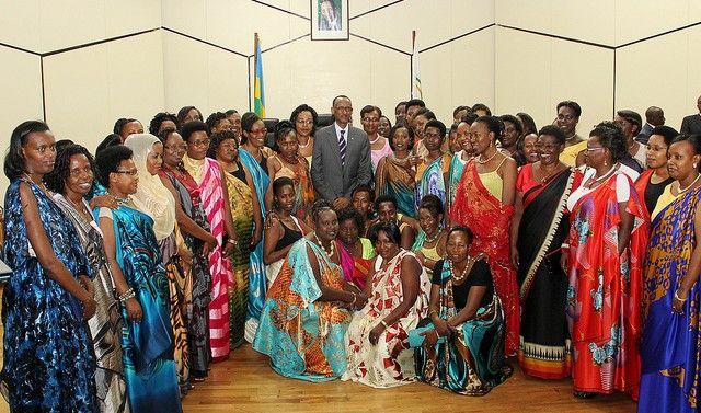 Ruanda: único país onde as mulheres são maioria no parlamento