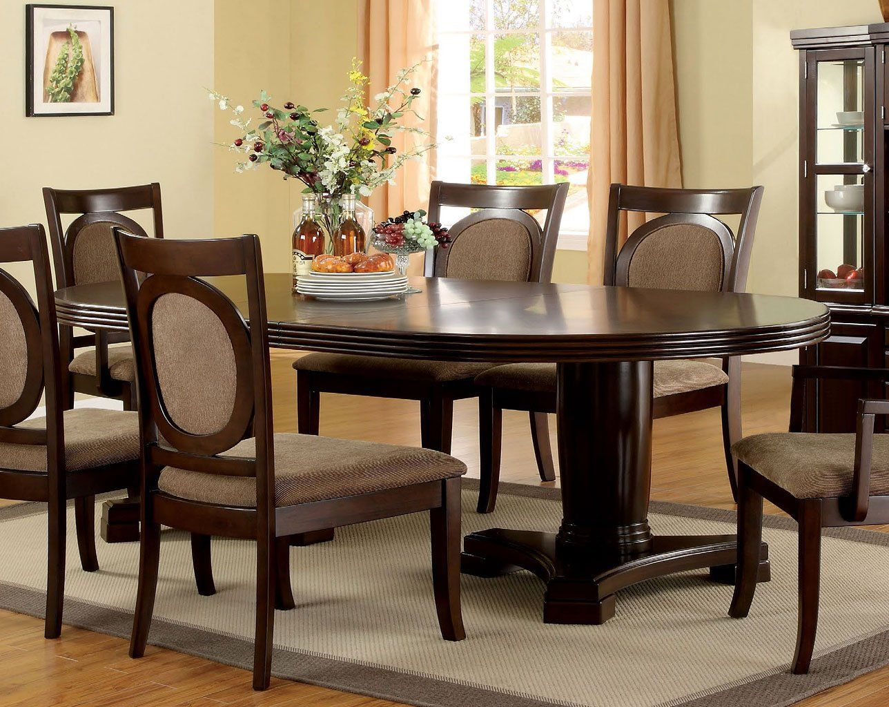 Evelyn Dining Table | Table furniture, Dark walnut and Tables