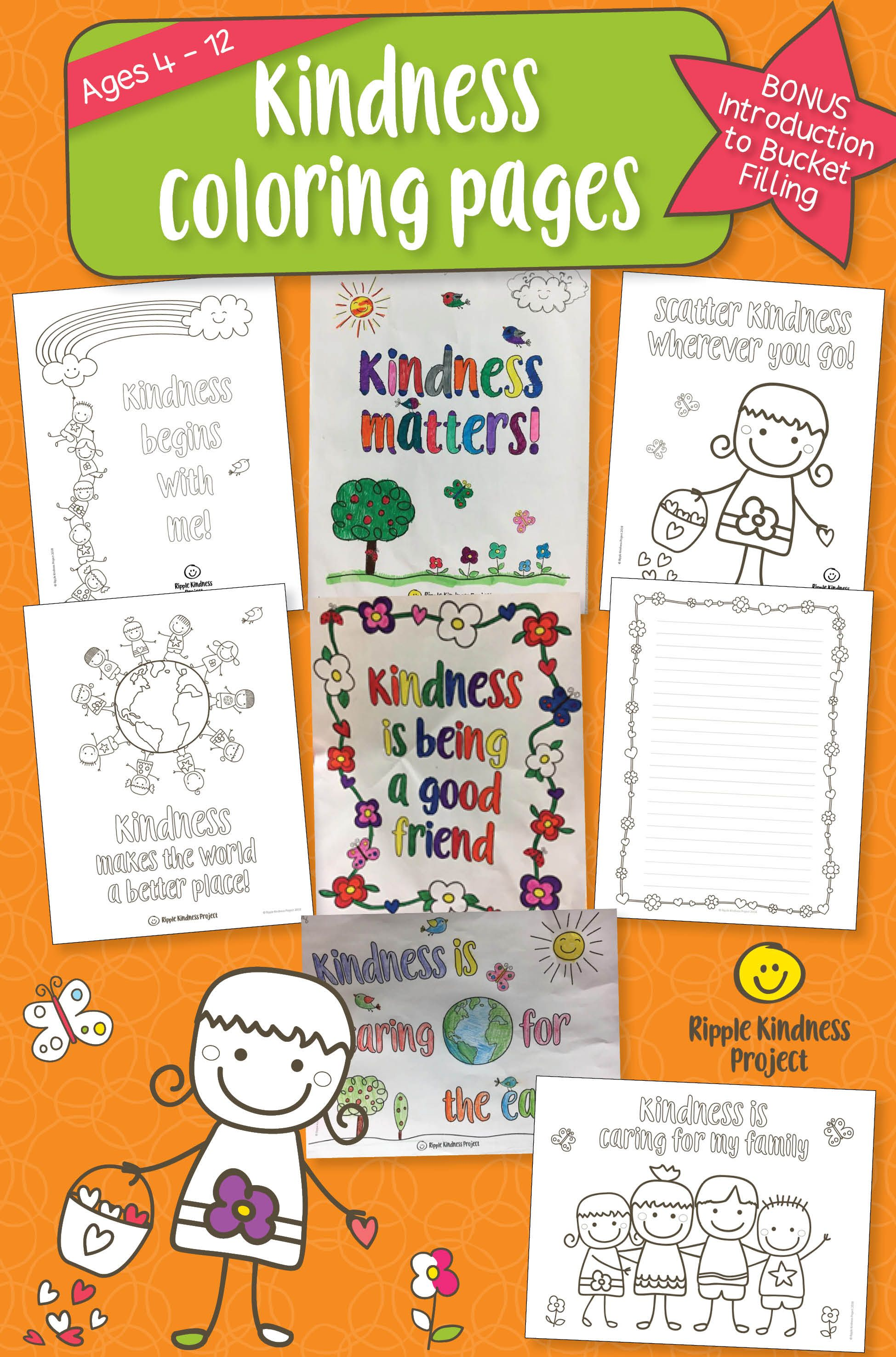 Colouring Is A Wonderful Mindfulness Activity To Help