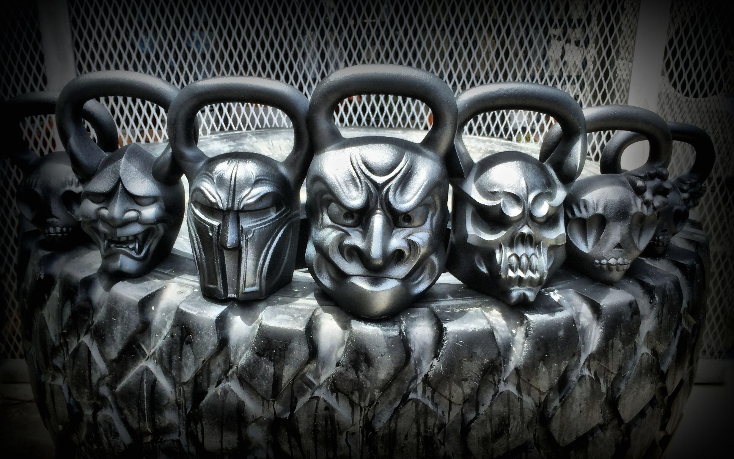 Performance Line of DemonBells  100% made in the USA http://www.demonbells.com/Default.asp