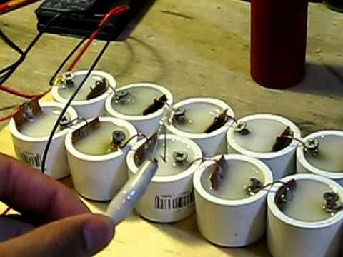 Make a Battery From Salt and Water | Survival Stuff | Salt