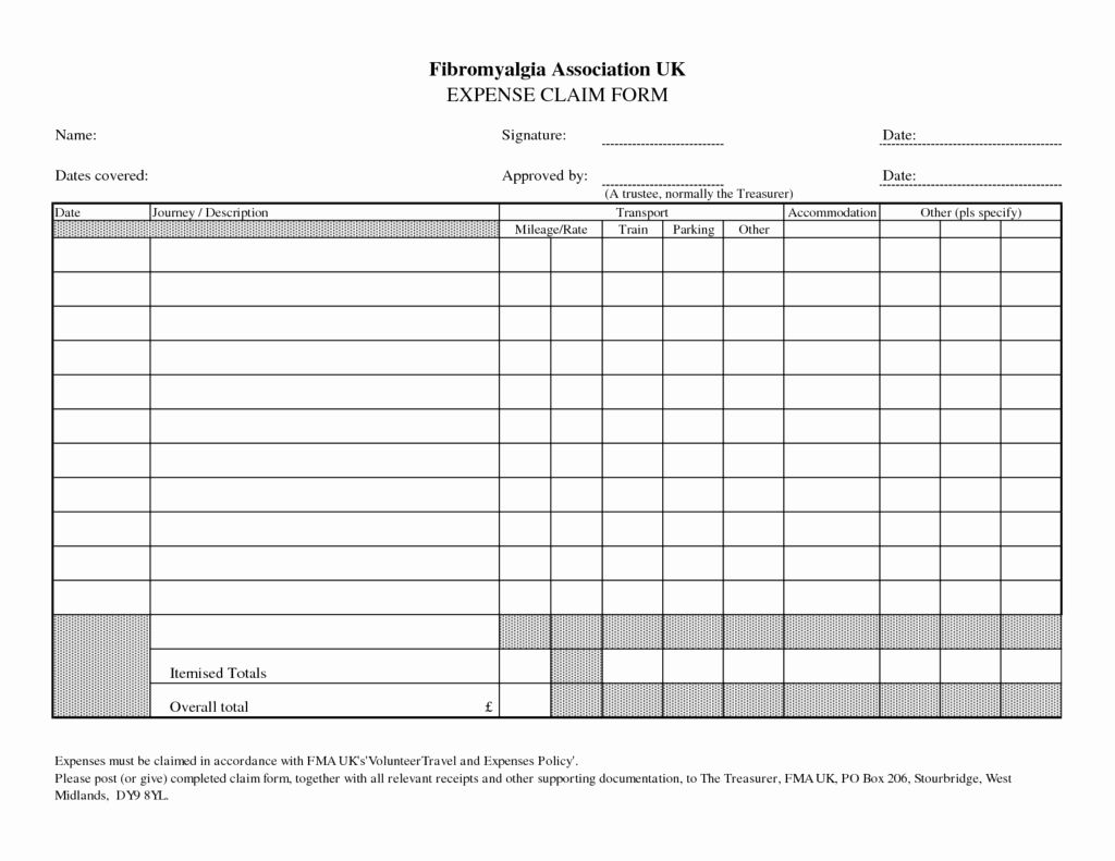 Expense Reimbursement Form Template Luxury Blank Expense Report Mughals Report Template Templates Statement Template