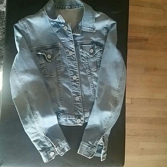 Jean jacket Light blue wash jean jacket nine planet Jackets & Coats Jean Jackets