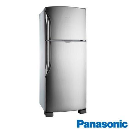 Refrigerador 2 Portas 435L Frost Free - NRBT46 - Panasonic - fastshop.com.br