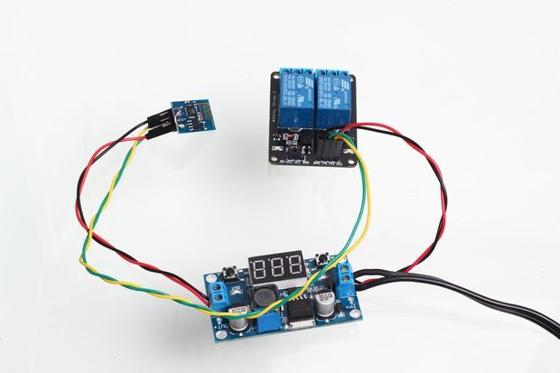 WiFi / Internet Controlled Relays Using ESP8266 - Quick, 30 Minutes ...