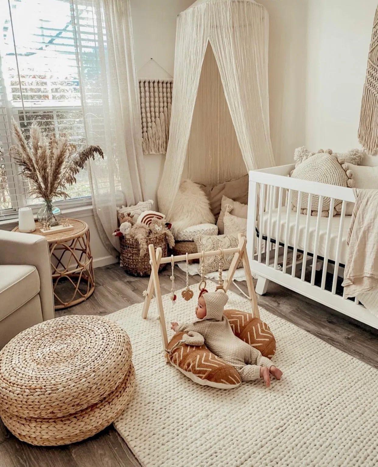 Boho Kinderzimmer & Babyzimmer