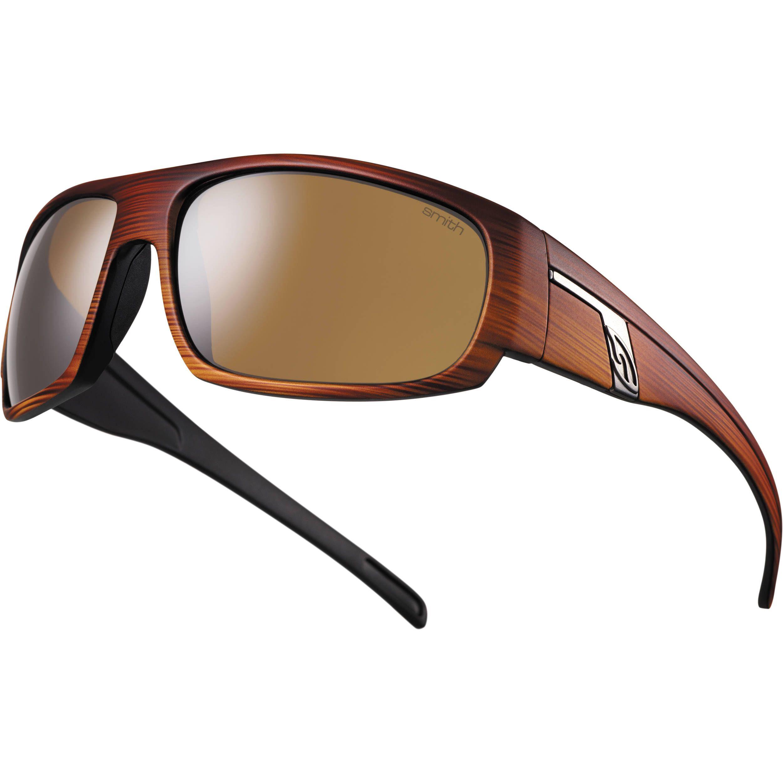41f5f4a791 Smith Optics Terrace Sunglasses (Woodgrain - Polarized Brown Carbonic TLT)