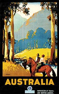 Another great #vintage poster! #Australia