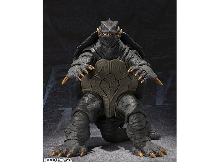 S.H. MonsterArts - Gamera (1996) - Gamera Figures $80.99