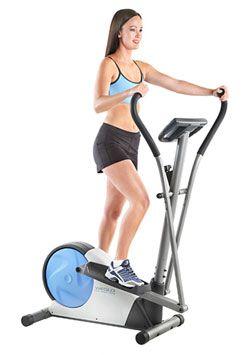 Elliptical Core Workout