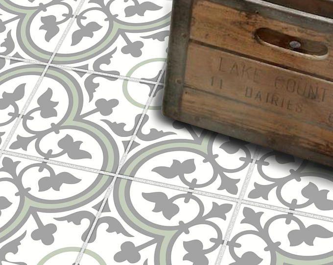 Tuile Sticker Cuisine Salle De Bain Sol Mur Impermeable A Etsy
