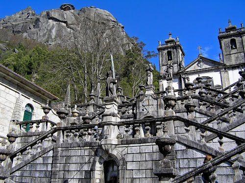 Santuario de Nossa Senhora da Peneda Portugal