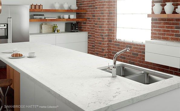 Surface Finishes Kitchen Countertops