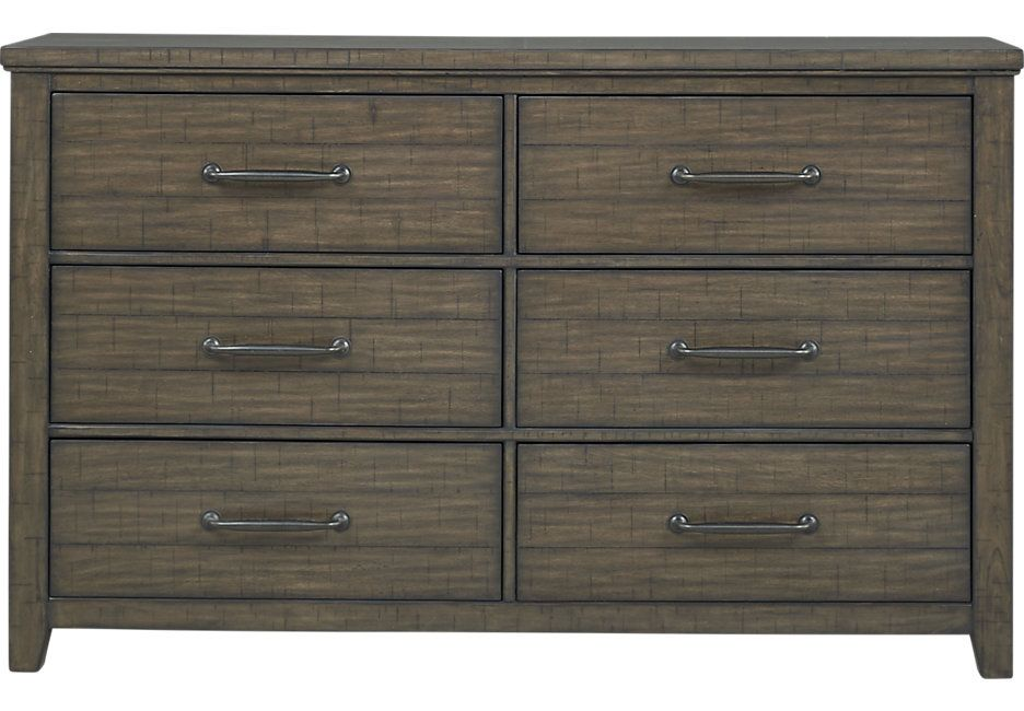 Urban Plains Gray Dresser Brown Dresser Grey Dresser Dresser