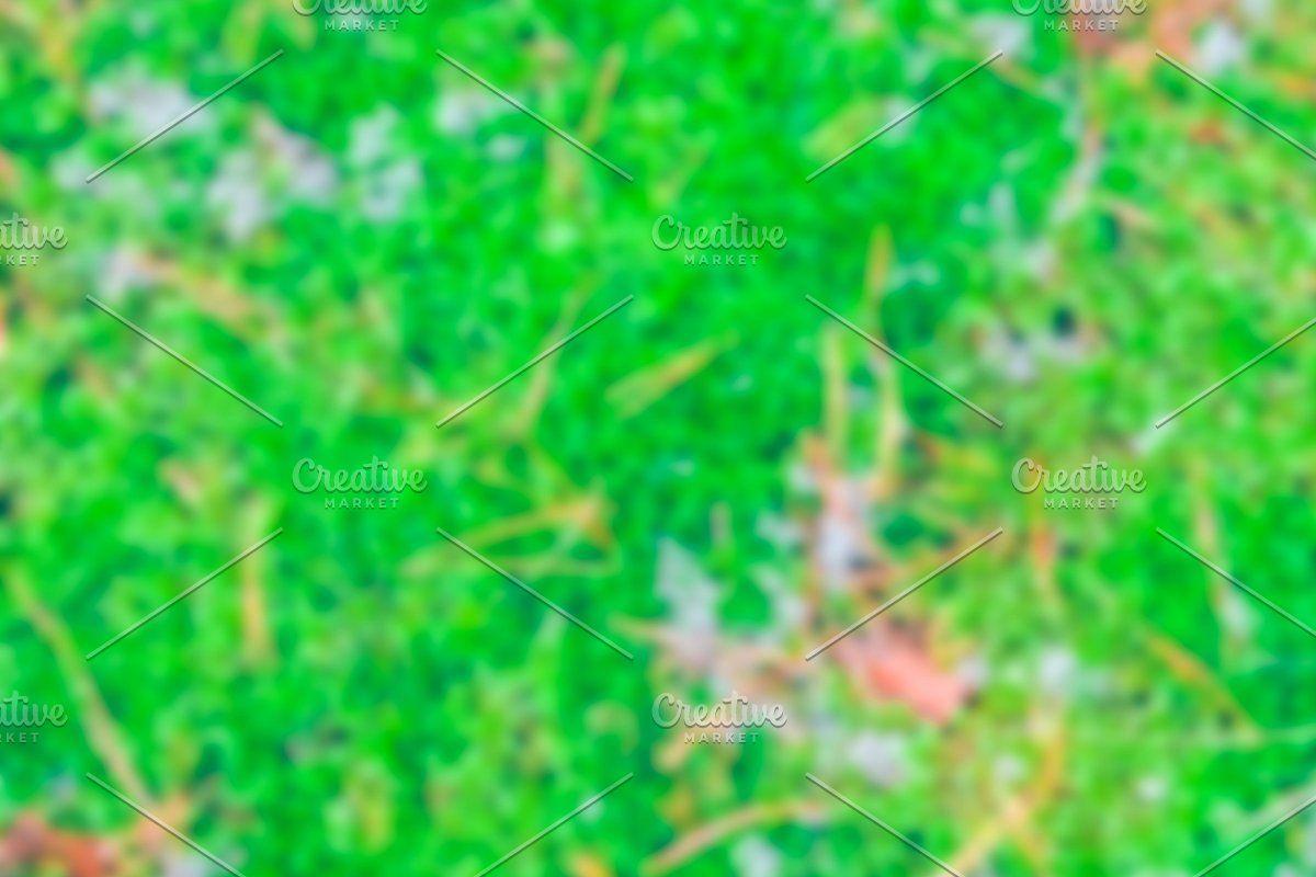 Photo of Green moss – blurred image #Sponsored , #SPONSORED, #soft#lens#Green#moss