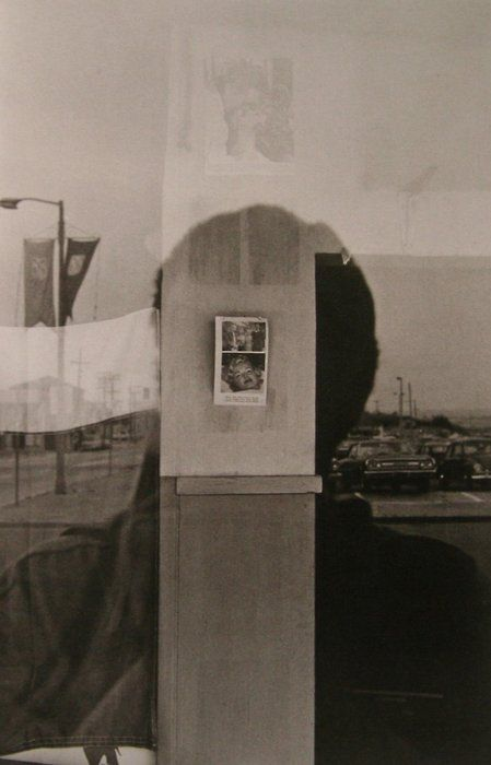 Lee Friedlander, California (1970)