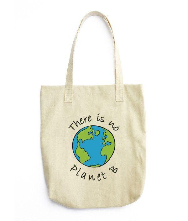 Save the Turtles Tote Bag No Planet B Shopping Bag Climate Change Reusable Sh...