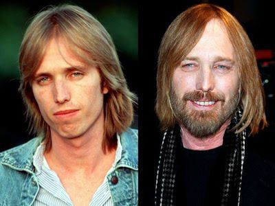 80's Pop Stars Then and Now: Tom Petty