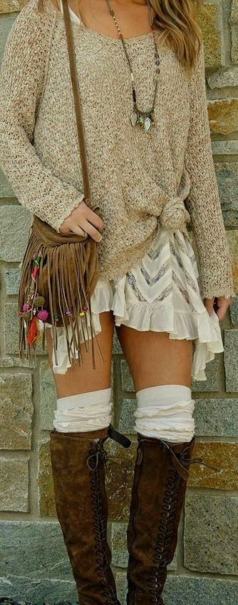 TOP 5 2015 BOHO CHIC STYLES #bohooutfits