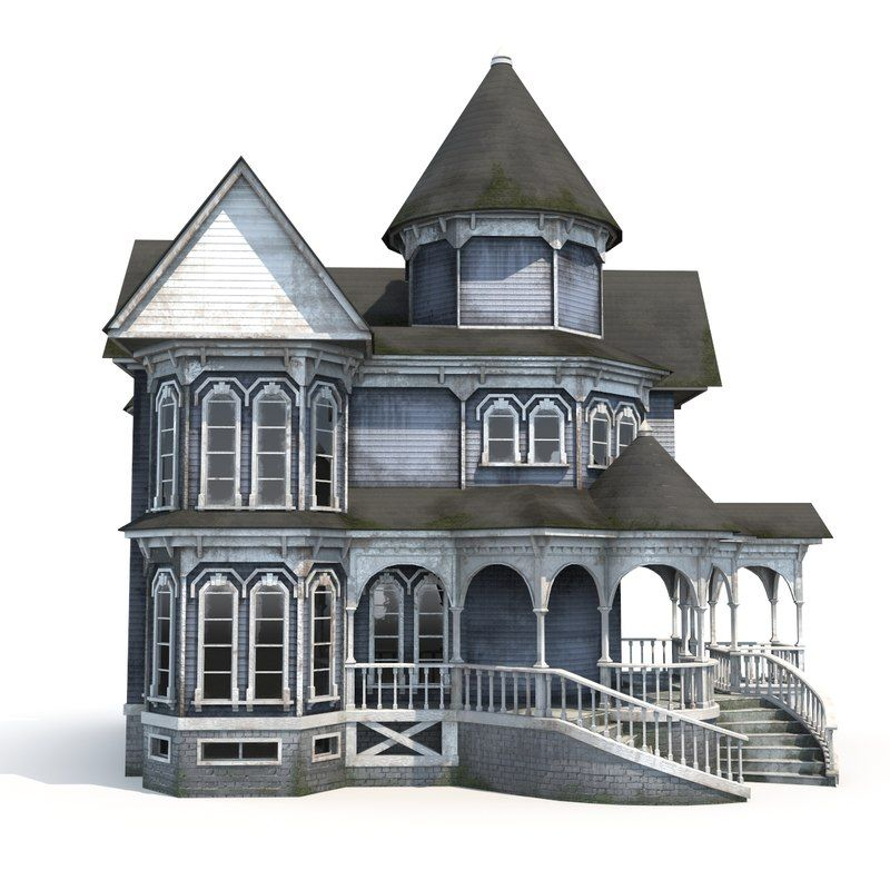 Https://www.turbosquid.com/3d-models/old-abandoned-house