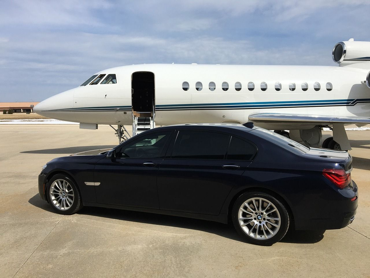 A 'High' Level of Flying Private Jets JetSet