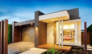 best display home under 175000 devine group project brighton 175 architectural pakenham - Modern Display Homes