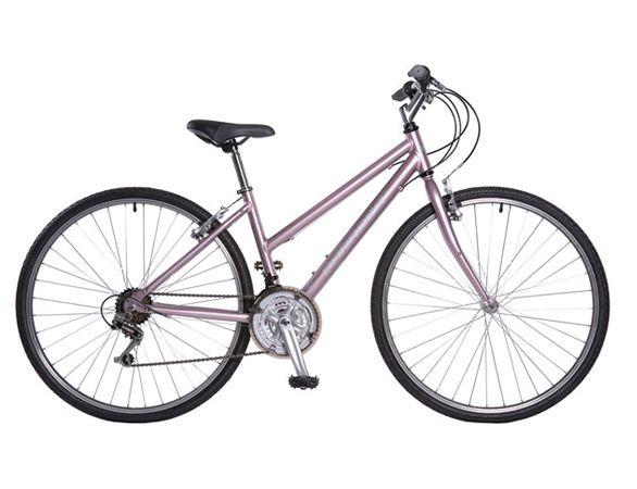 Dawes Barrosa Atlanta Ladies Hybrid Commuter Bike Commuter Bike