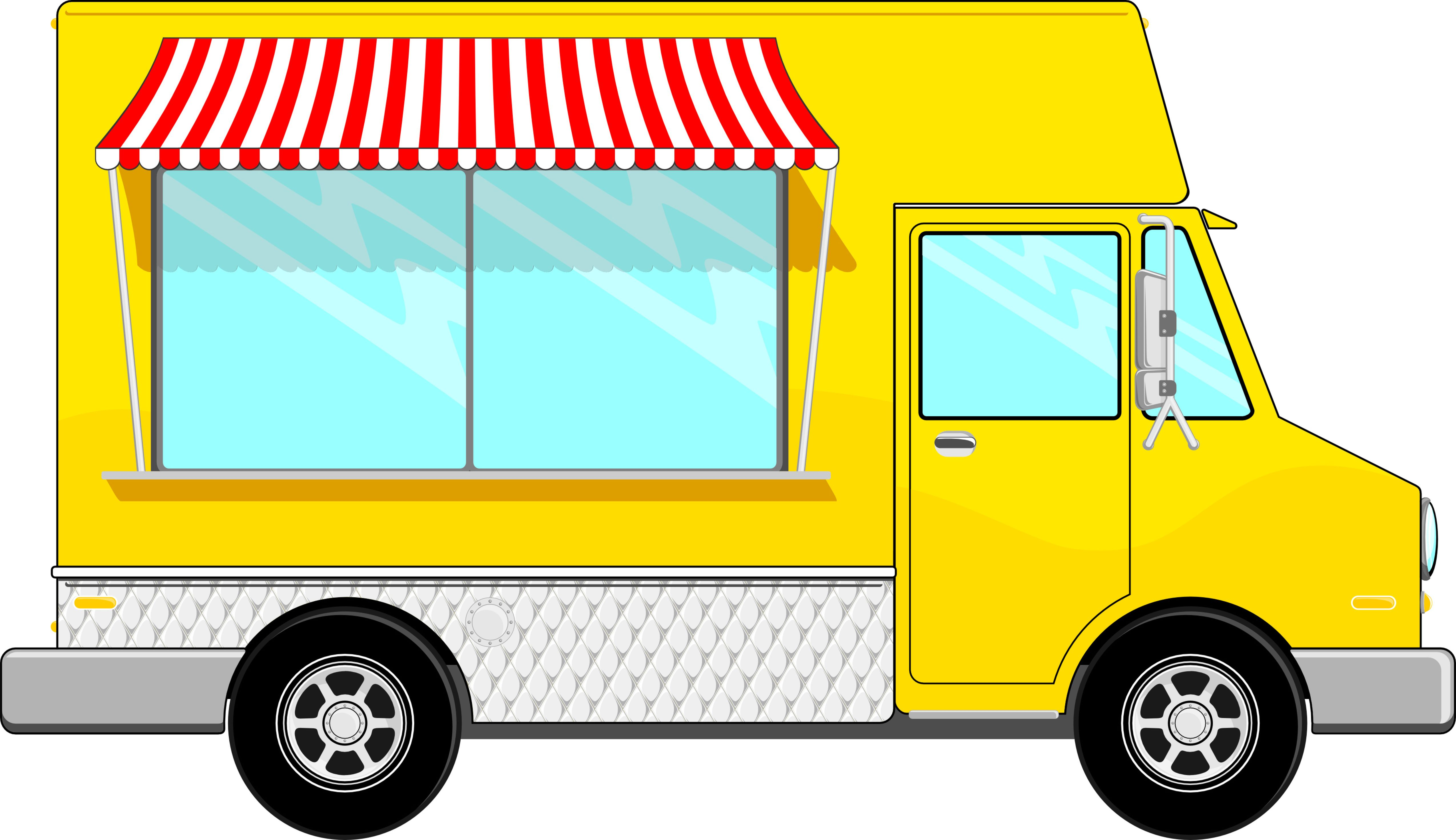 food-truck.jpg 5099×2942 pixels | Van, Food truck, Trucks