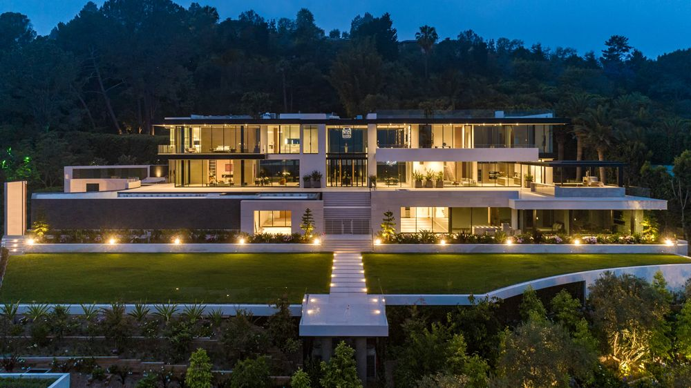 The 10 Most Expensive Houses In The World Bel Air Mansion Expensive Houses Mansions