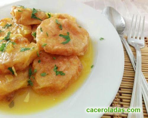 Patatas a la importancia - caseras