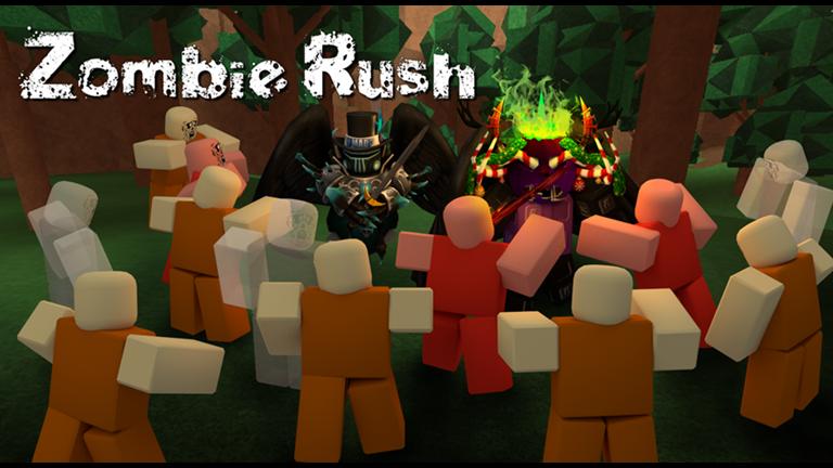 Zombie Rush Roblox Roblox Zombie Rush