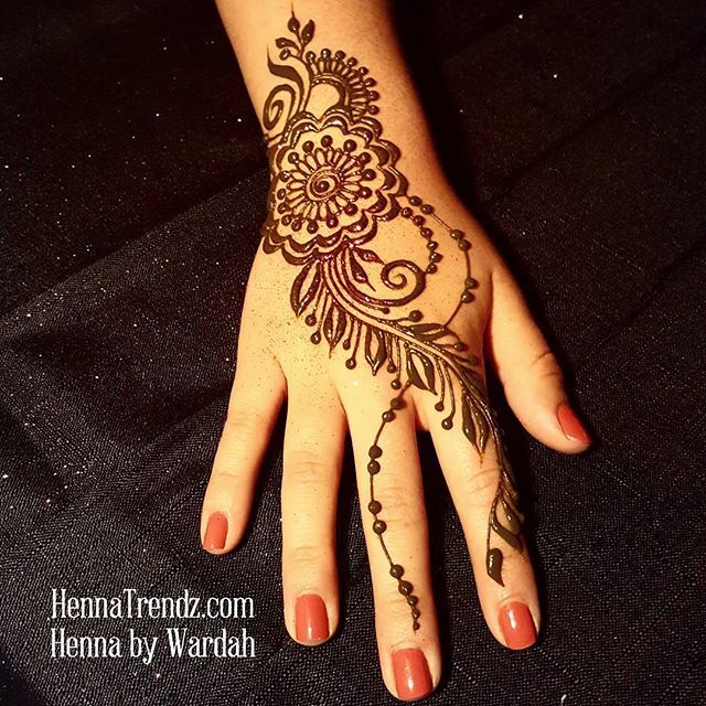Inai Jenama Party Mehndi : Sweet sixteen birthday party henna san diego california