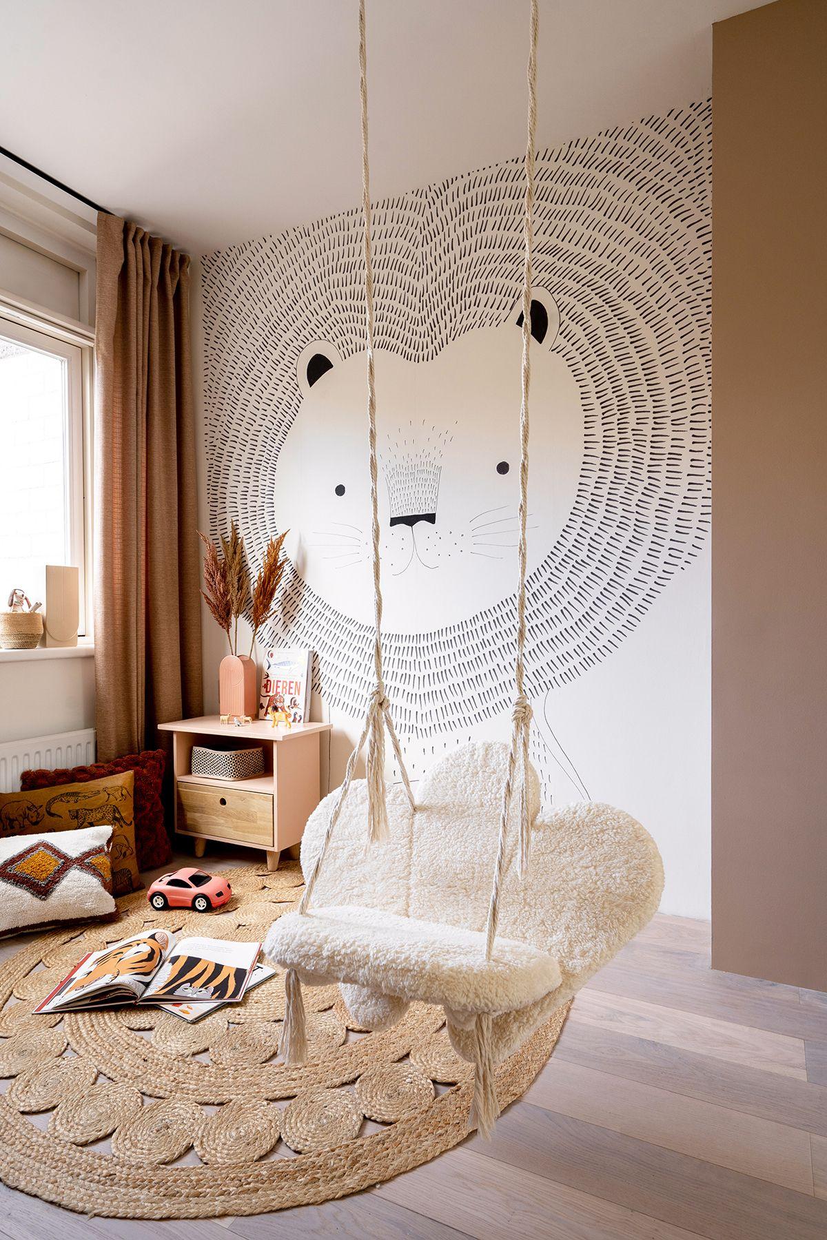 DIY hangstoel voor de kinderkamer