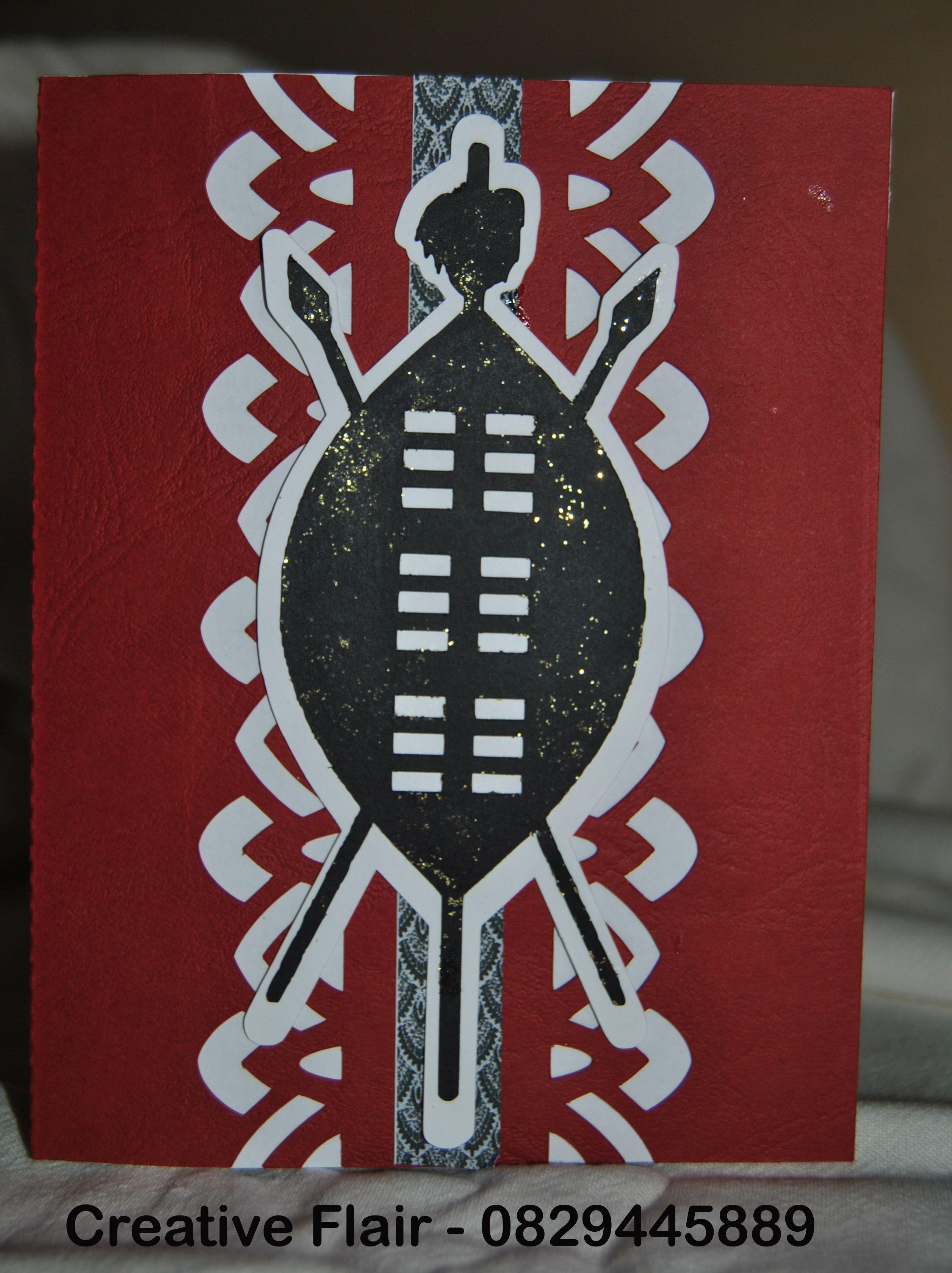 Traditional Zulu Invitation Creative Flair Invitations Wedding