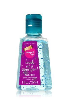 Bath And Body Works Anti Bacterial Pocketbac Sanitizing Hand Gel