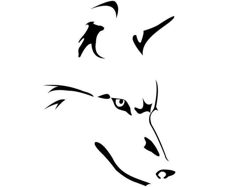 zoom sur le tatouage loup significations l gendes et. Black Bedroom Furniture Sets. Home Design Ideas