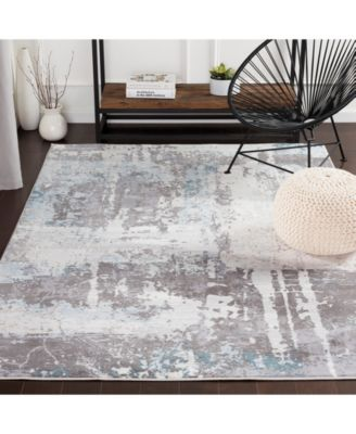 Surya Genesis Gns 2301 White 3 11 X 5 7 Area Rug Products In