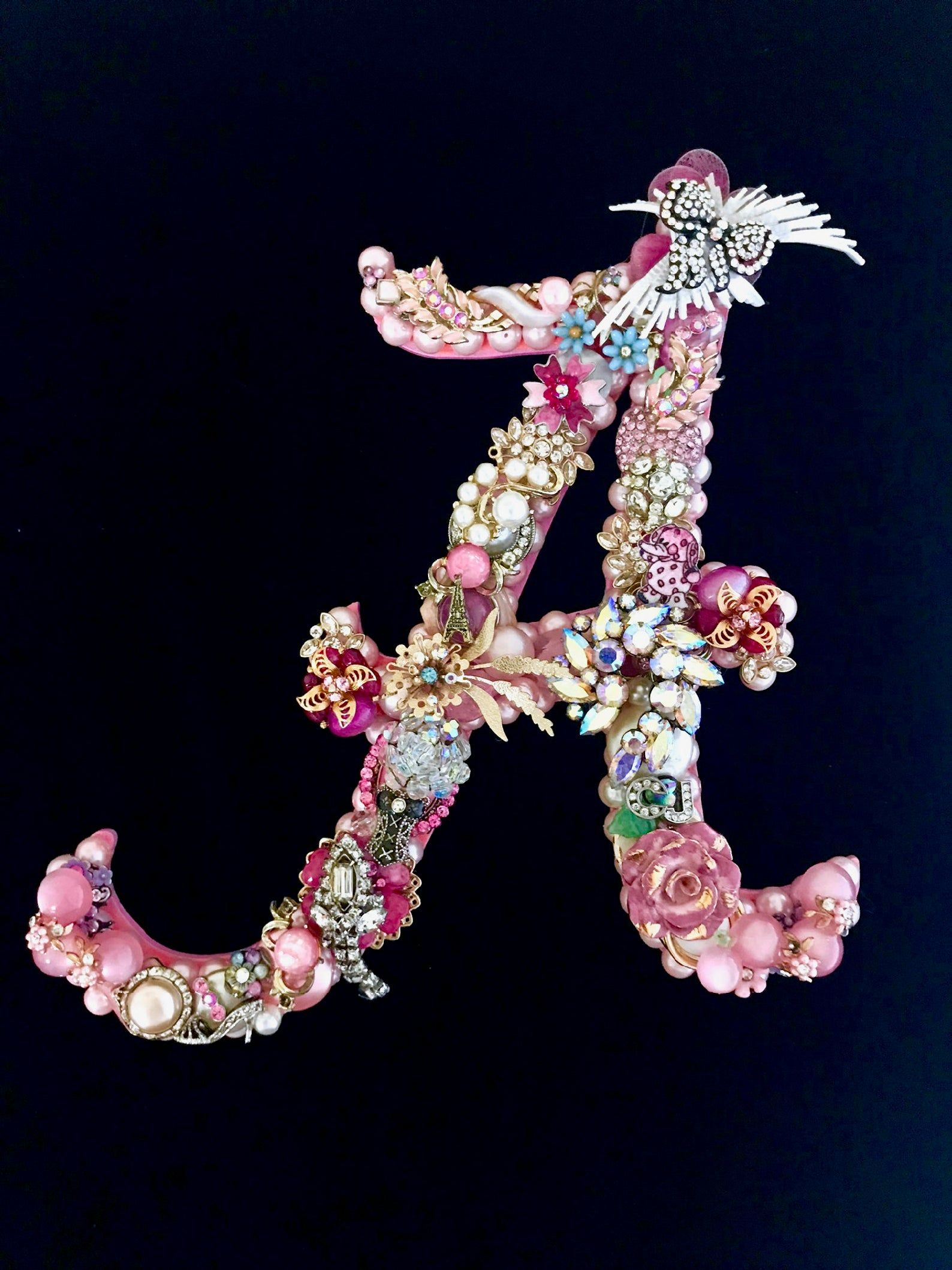 Alabama Crimson Tide Vintage Jewelry