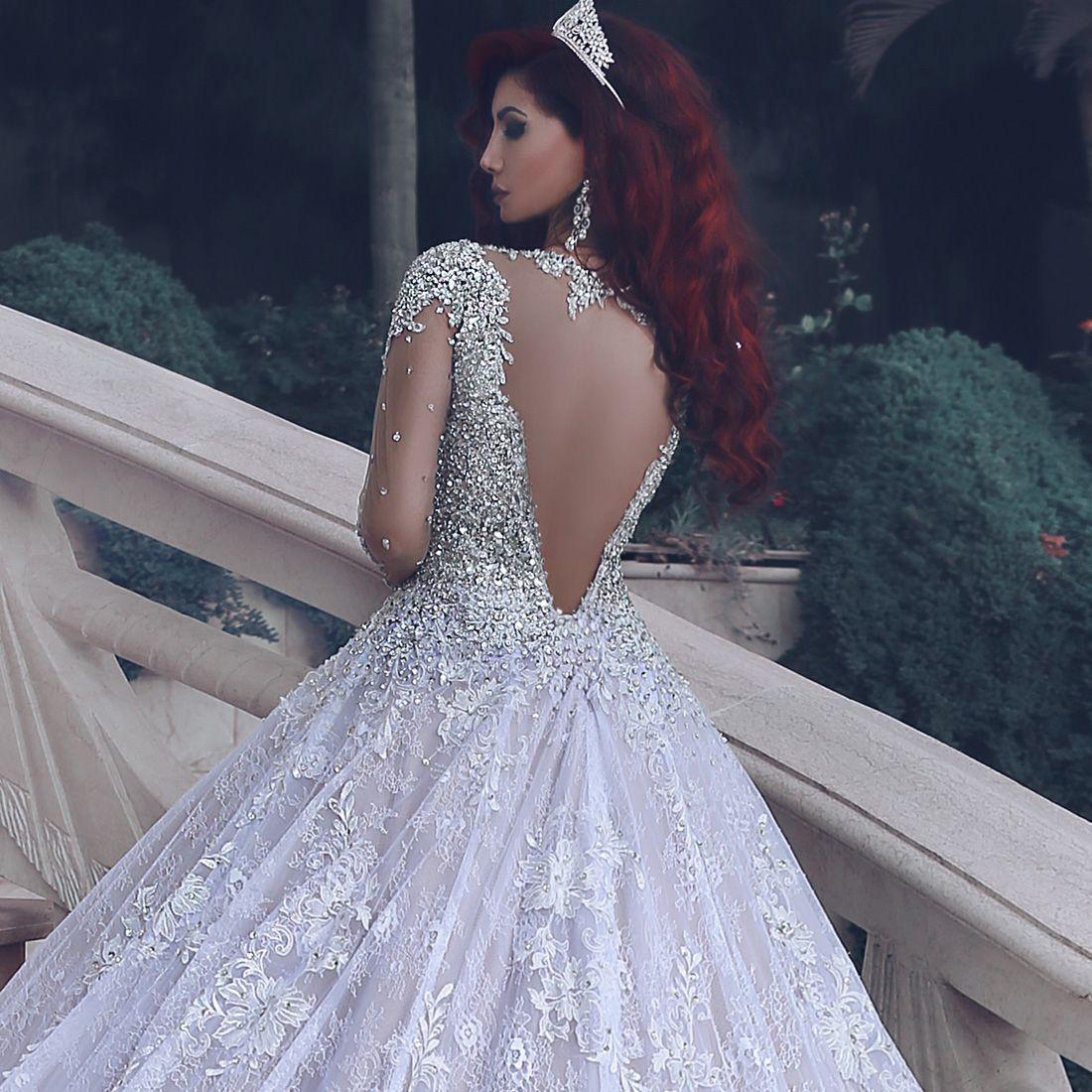 Wedding Dressses – Zeina Halabi | Eden Haute Couture | Inspiration ...
