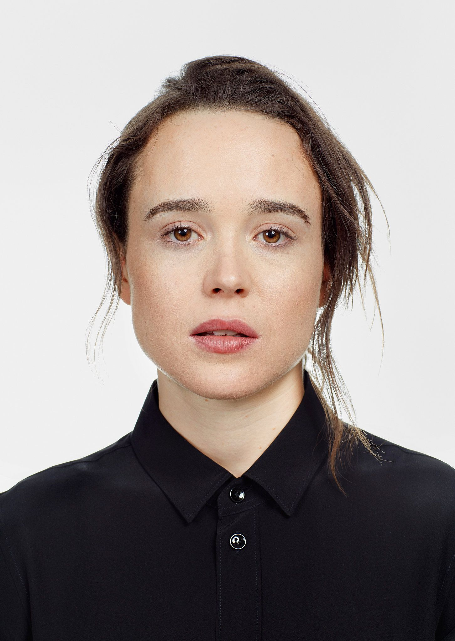 Ellen Page (Photo: Graeme Mitchell for The New York Times)