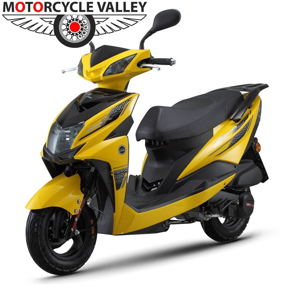 Meiduo M Spark 125cc Scooters Price In Bangladesh Full