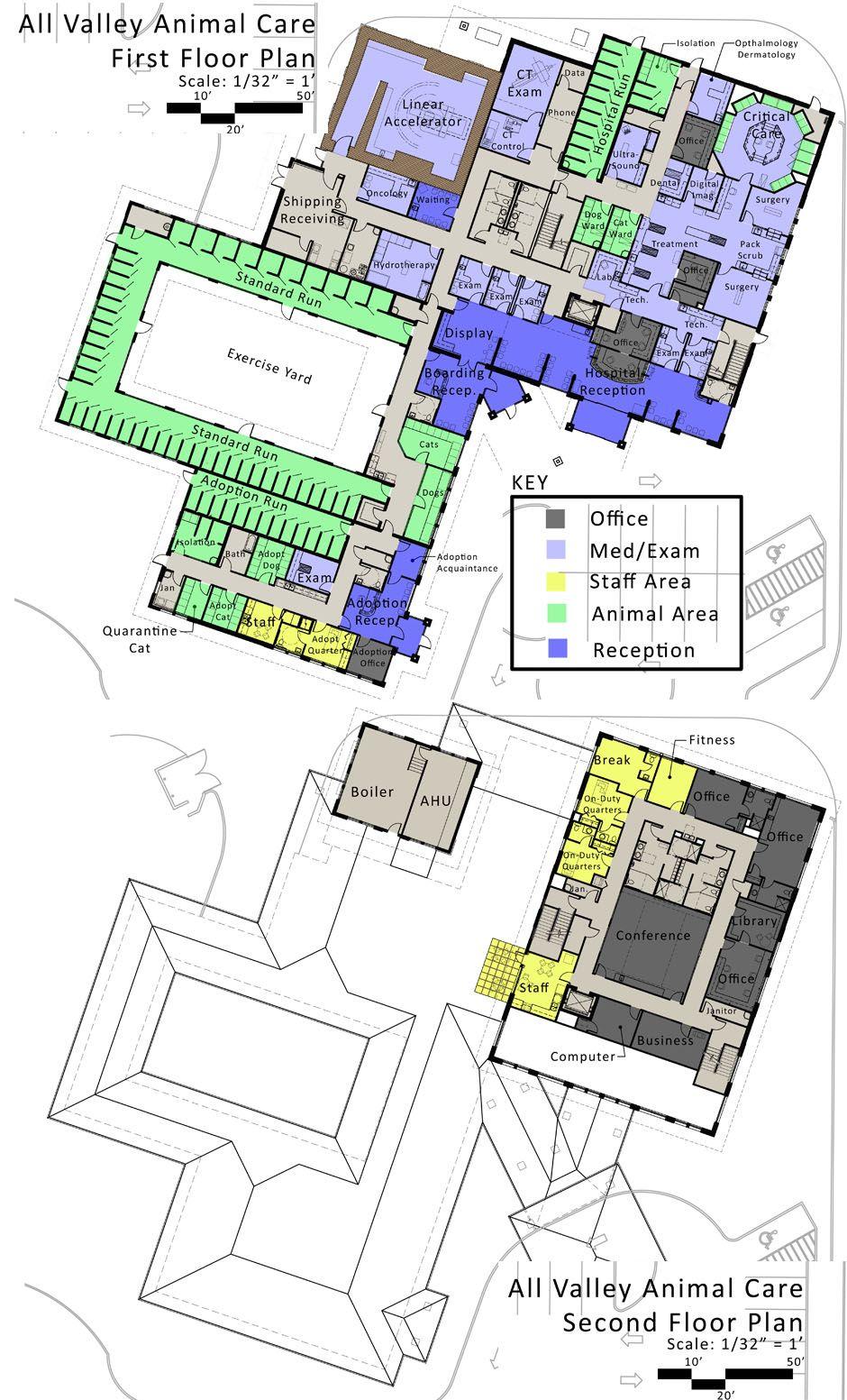 Veterinary Floor Plan All Valley Animal Care Center Animal Care Pinterest Animal