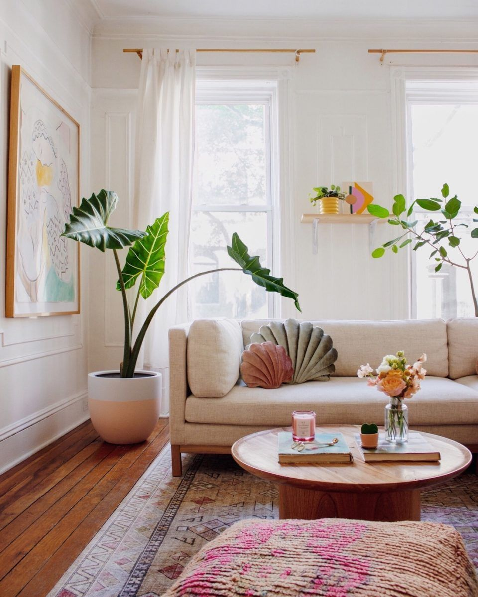Get The Look: 3 Real Living Rooms With Etsy Style