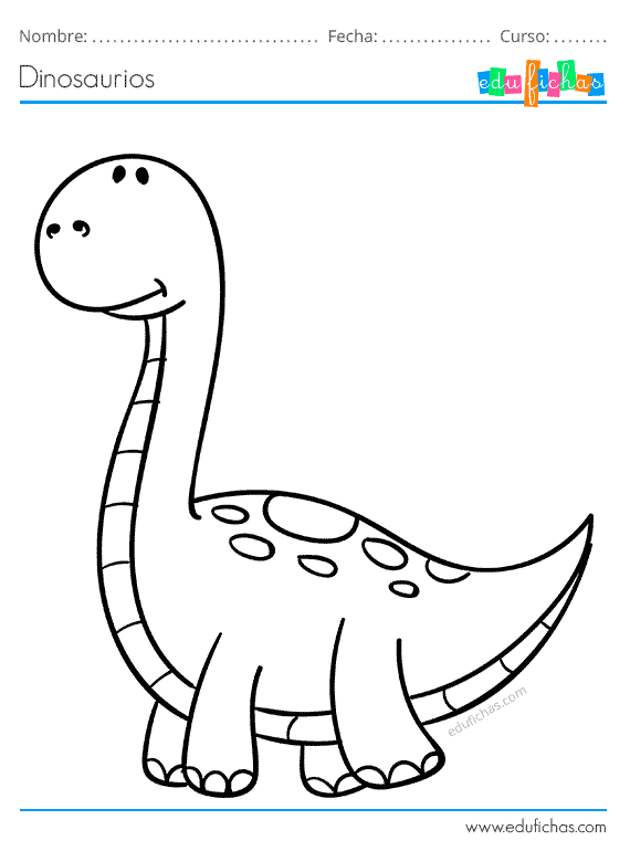 Dinosaurios Para Colorear Libro De Colorear Gratis Impri Imagenes Para Colorear Ninos Libro De Dinosaurios Para Colorear Imagenes De Dinosaurios Infantiles