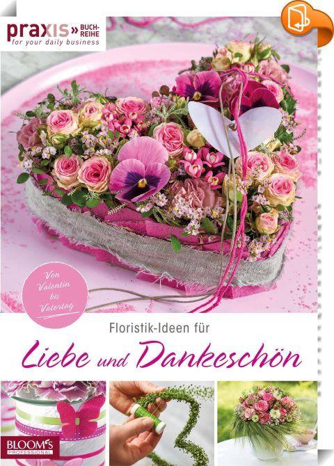 Pin von MartinaBury auf Bücher  Blumengestecke selber