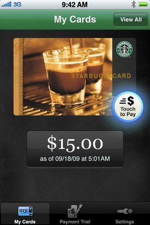 Starbucks iPhone app vulnerable, security specialist says