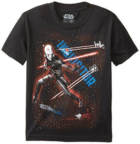 Star Wars Rebels Big Boys Padrino Black X-Large @ niftywarehouse.com #NiftyWarehouse #Geek #Products #StarWars #Movies #Film