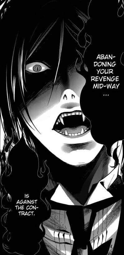 Sebastian Angry Manga Best Pinterest Black Butler Black