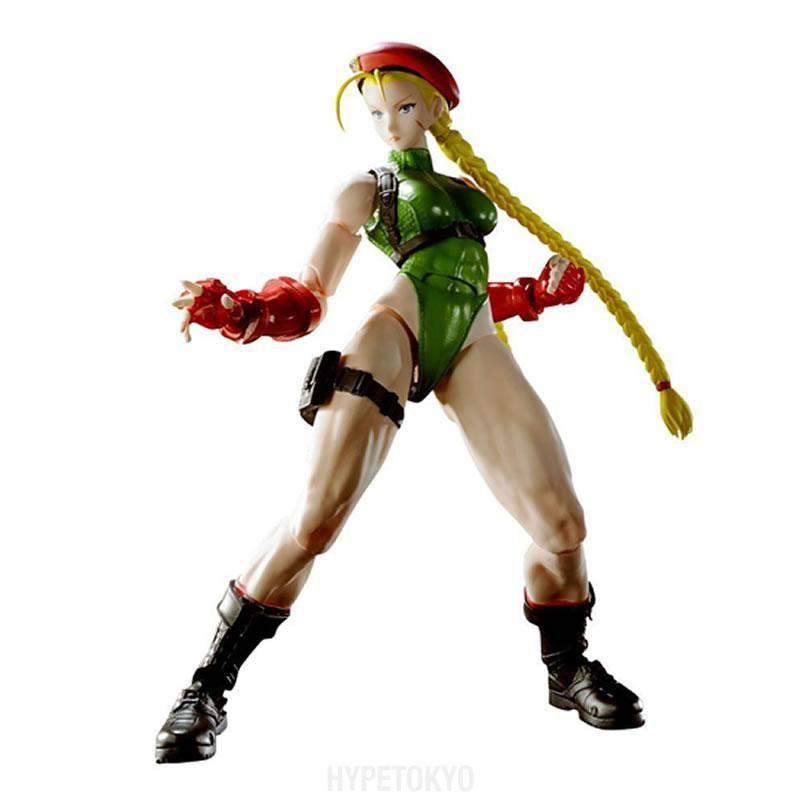 "Figuarts Street Fighter V 5 /""Rashid/"" Bandai Tamashii Action Figure In STOCK S.H"