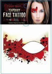 Halloween FACE Flash Tattoo Temporäres Tattoo Fake Gold Wasserdichtes Make-up Maquiag ..., #Face # ... -  Halloween FACE Flash Tattoo Temporäres Tattoo Fake Gold Wasserdichtes Make-up Maquiag …,  #Gesic - #couplestattoo #diyjewelrytosell #Face #Fake #flash #Gold #halloween #handmadejewelrydiy #makeup #maquiag #necktattoos #pandoracharms #strengthtattoo #tattoo #tattoodesigns #tattooideasforguys #tattooideasformen #tattooink #tattoosforwomen #temporares #temporarytattoodiy #wasserdichtes
